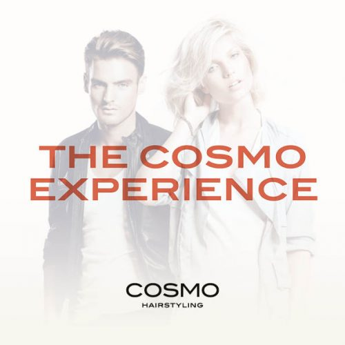 cosmo experience booklet